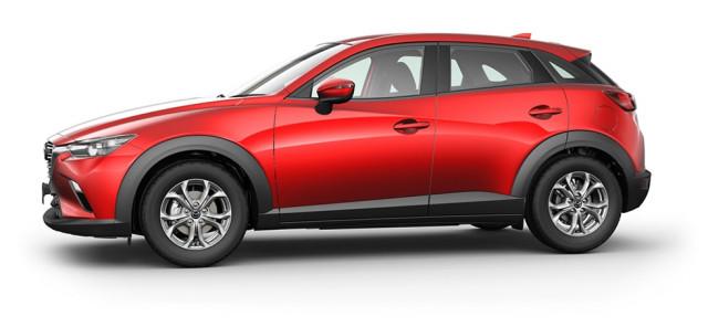 2021 MY0  Mazda CX-3 DK Maxx Sport Suv Mobile Image 22