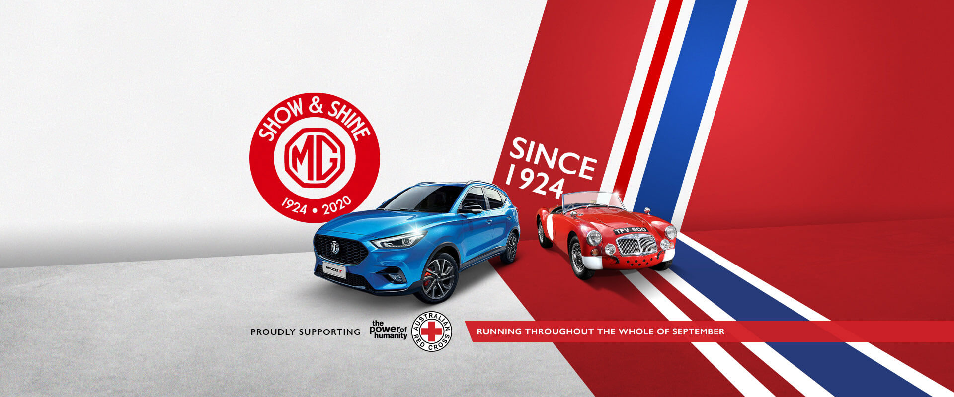 MG Show and Shine 2020