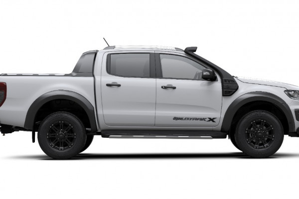 2019 MY19.75 Ford Ranger PX MkIII 4x4 Wildtrak X Double Cab Pick-up Utility Image 2