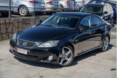 2008 Lexus Is GSE20R IS250 X Sedan Image 2
