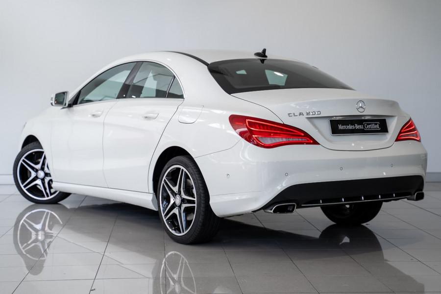 2014 Mercedes-Benz Cla-class CLA200