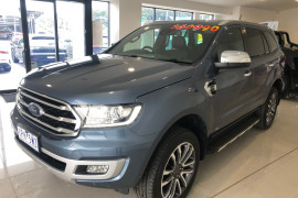 2019 MY19.75 Ford Everest UA II 2019.75MY Titanium Suv Image 3