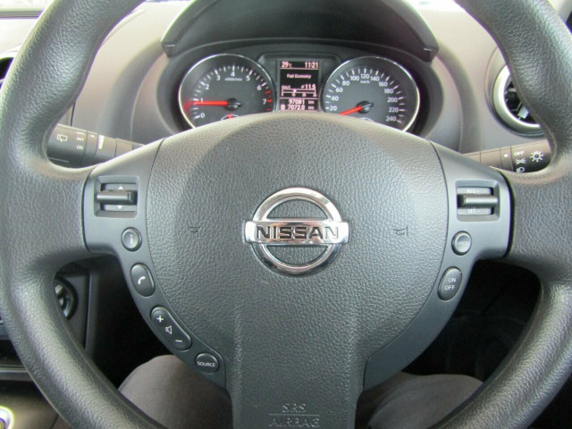 2010 MY09 Nissan Dualis J10 MY2009 ST Hatch X-tronic Hatchback Mobile Image 11