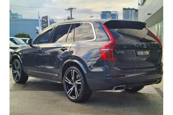 2018 Volvo XC90 L Series MY18 D5 Geartronic AWD R-Design Suv