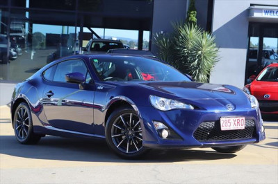 2016 Toyota 86 ZN6 GT Coupe