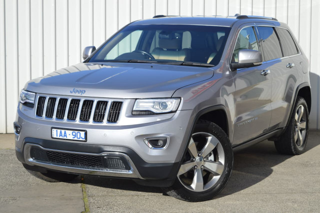 2013 Jeep Grand Cherokee Limited 23 of 27