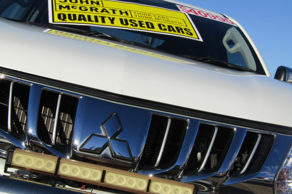 2016 MY17 Mitsubishi Triton MQ GLS Double Cab Pick Up 4WD Dual cab Image 3