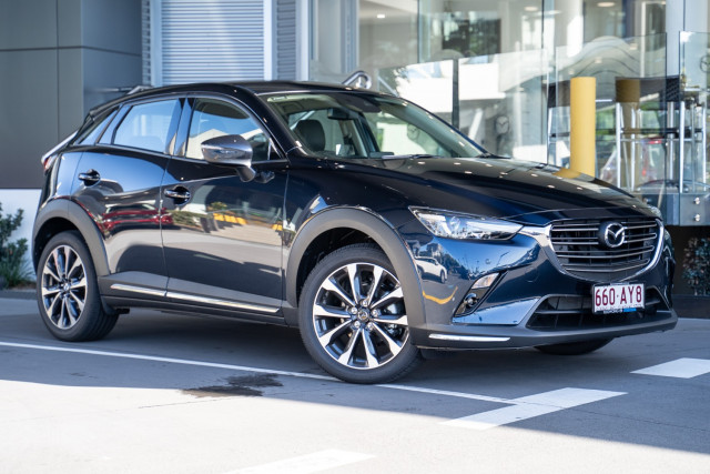 2021 MY0  Mazda CX-3 DK sTouring Suv Mobile Image 1