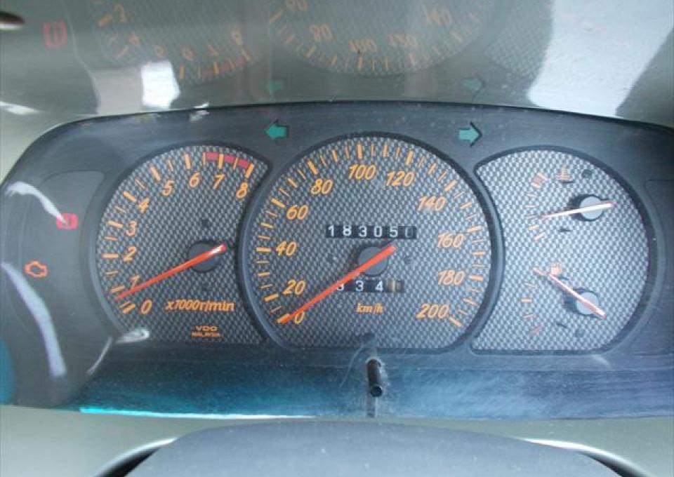 2007 Proton Jumbuck GLSi Utility - single cab