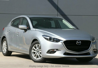 Mazda 3 Maxx Sport Hatch BN Series