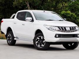 Mitsubishi Triton Exceed Double Cab Pick Up 4WD MQ
