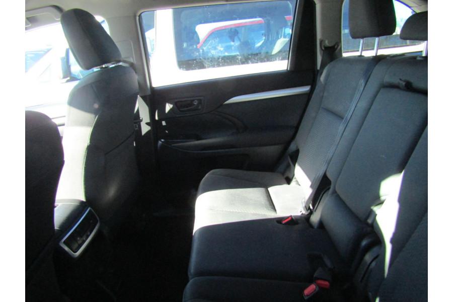 2014 Toyota Kluger GSU50R GX Suv