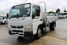 Fuso Canter 515 CITY CAB Tradesman Tray FREE SERVICING AND SAFETY PACK + INSTANT ASSET WRITE OFF 515 TRADIE TRAY