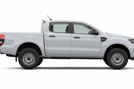 2020 MY21.25 Ford Ranger PX MkIII XL Hi-Rider Double Cab Utility