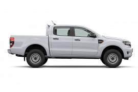2020 MY21.25 Ford Ranger PX MkIII XL Hi-Rider Double Cab Utility Image 3