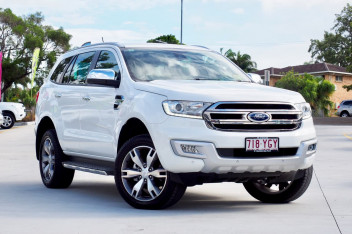 Ford Everest Titanium 4WD UA