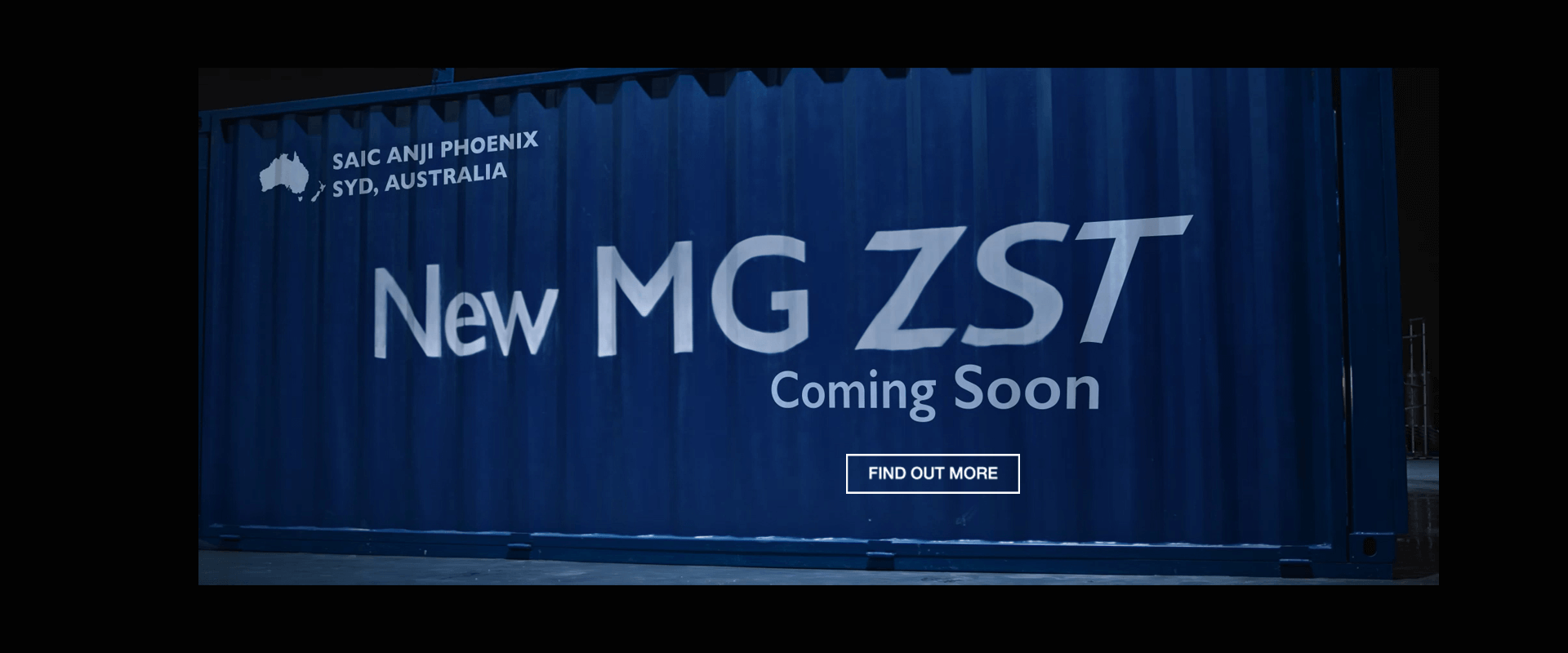 The all new MG ZST