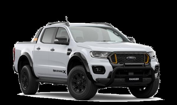 New Ford Ranger Wildtrak X