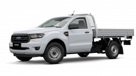 2020 MY21.25 Ford Ranger PX MkIII XL Low-Rider Single Cab Chassis Utility image 8