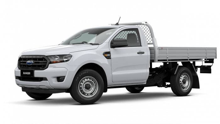 2020 MY20.75 Ford Ranger PX MkIII XL Low-Rider Single Cab Chassis Ute Image 8