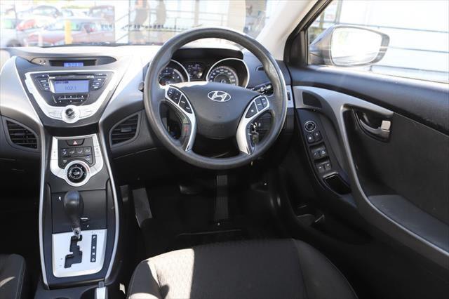 2011 Hyundai Elantra MD Active Sedan Image 12