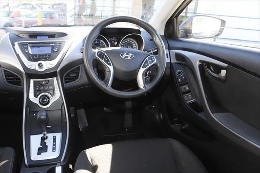 2011 Hyundai Elantra MD Active Sedan Image 12