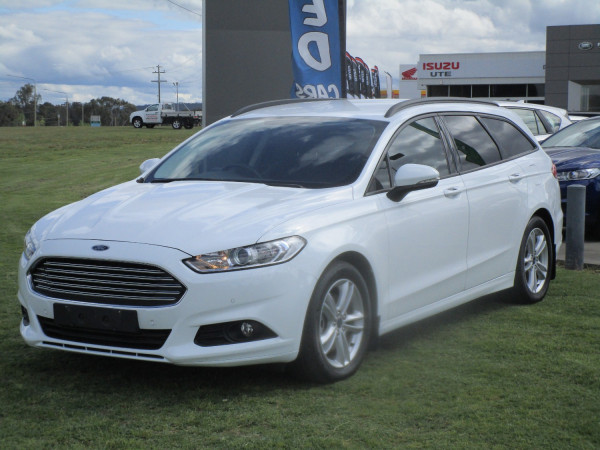 2016 Ford Mondeo MD AMBIENTE Wagon