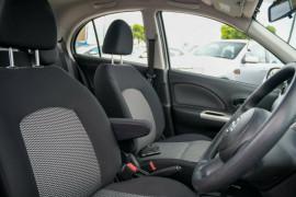 2016 MY15 Nissan Micra K13 Series 4 MY15 ST Hatchback Mobile Image 11