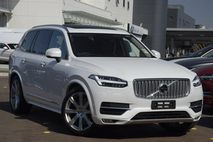 2017 MY18 Volvo XC90 L Series D5 Inscription Suv