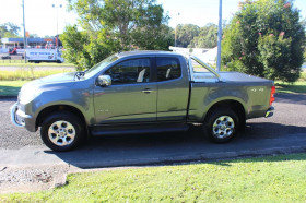 2014 Holden Colorado RG LTZ Utility