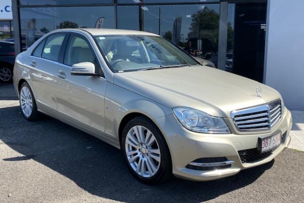 Mercedes-Benz C-class C250 W2