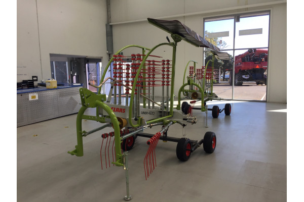 2021 CLAAS LI 420 ROTARY RAKE Hay rake Image 2