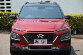 2017 MY18 Hyundai Kona OS Highlander Suv Image 2