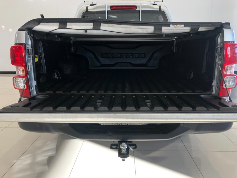 2015 Holden Colorado RG Turbo LS 4x4 dual cab Image 14