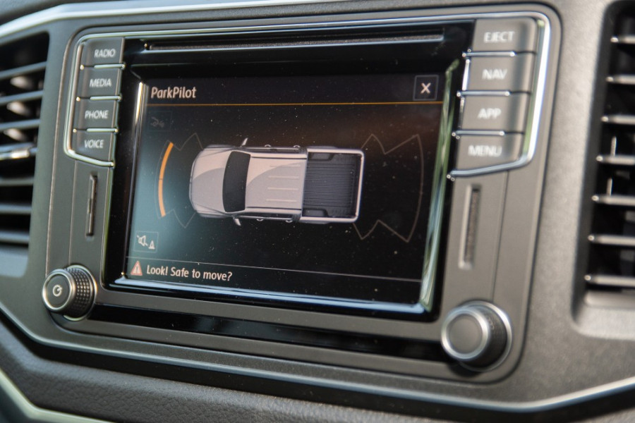 2019 Volkswagen Amarok 2H Ultimate 580 Utility Image 11