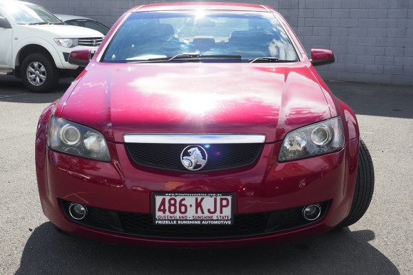 2007 Holden Calais VE VE Sedan Image 2