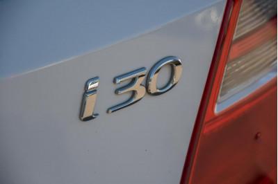 2010 Hyundai I30 FD MY11 SX Hatchback Image 5