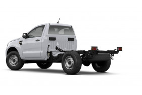 2021 MY21.75 Ford Ranger PX MkIII XL Single Cab Chassis Cab chassis Image 5