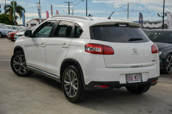 2015 Peugeot 4008 MY15 Active 2WD Wagon Image 2