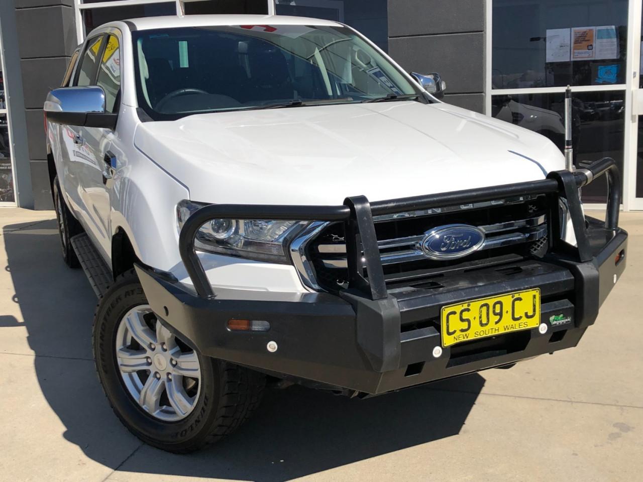 2019 Ford Ranger PX MKIII 2019.00MY XLT Ute Image 3