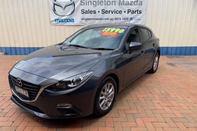 2015 Mazda 3 BM5478 Hatch