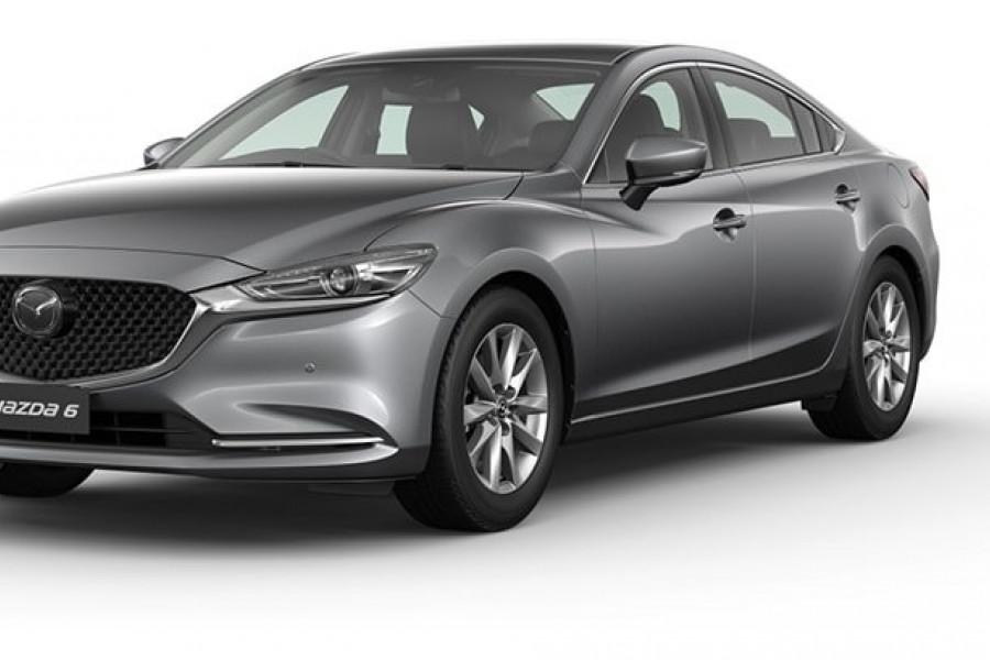 2020 Mazda 6 Touring Sedan