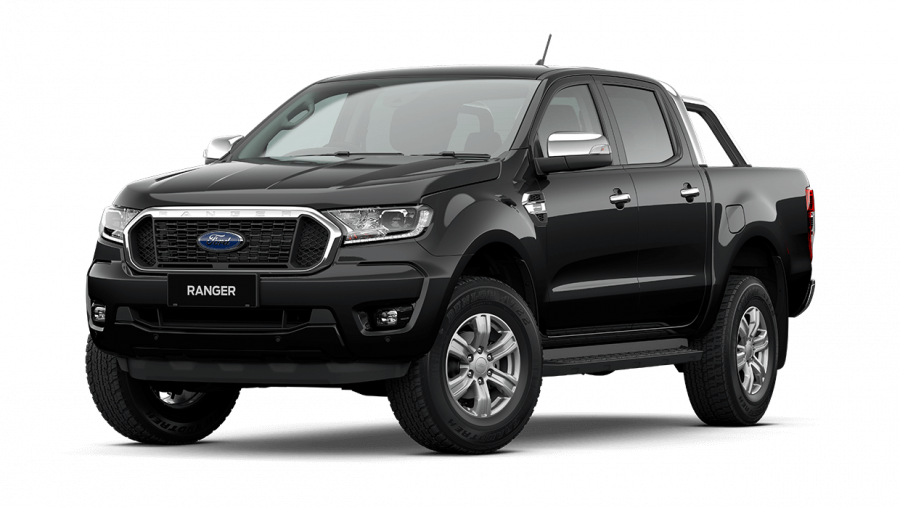 2021 MY21.25 Ford Ranger PX MkIII XLT Double Cab Utility Image 9