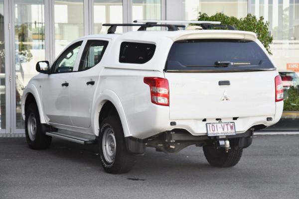 2015 Mitsubishi Triton MN MY15 GLX Utility Image 3