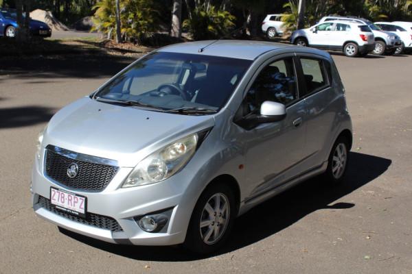 2011 Holden Barina Spark MJ  CD Hatchback Image 4