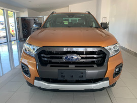 2019 MY19.75 Ford Ranger PX MkIII 2019.7 Wildtrak Utility Image 2