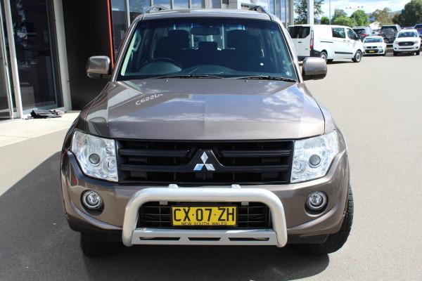 2014 Mitsubishi Pajero NW MY14 Suv Image 2