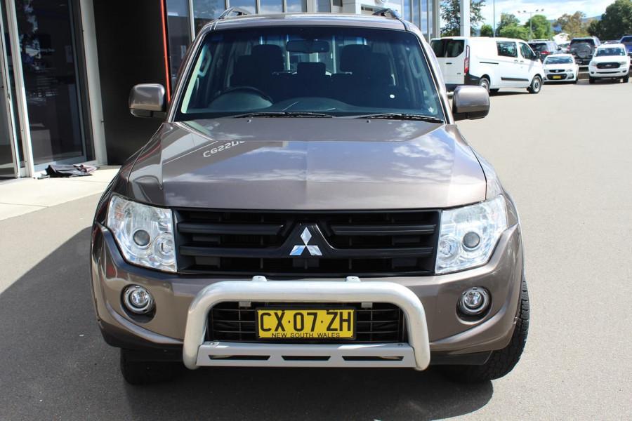 2014 Mitsubishi Pajero NW MY14 Suv