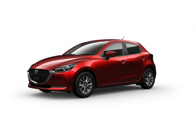 2020 Mazda 2 DJ Series G15 Pure Other