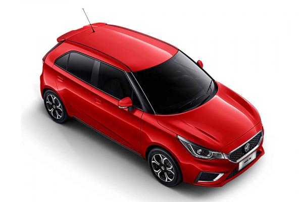 2021 MG Mg3 EXCITE NAV Hatch Image 2